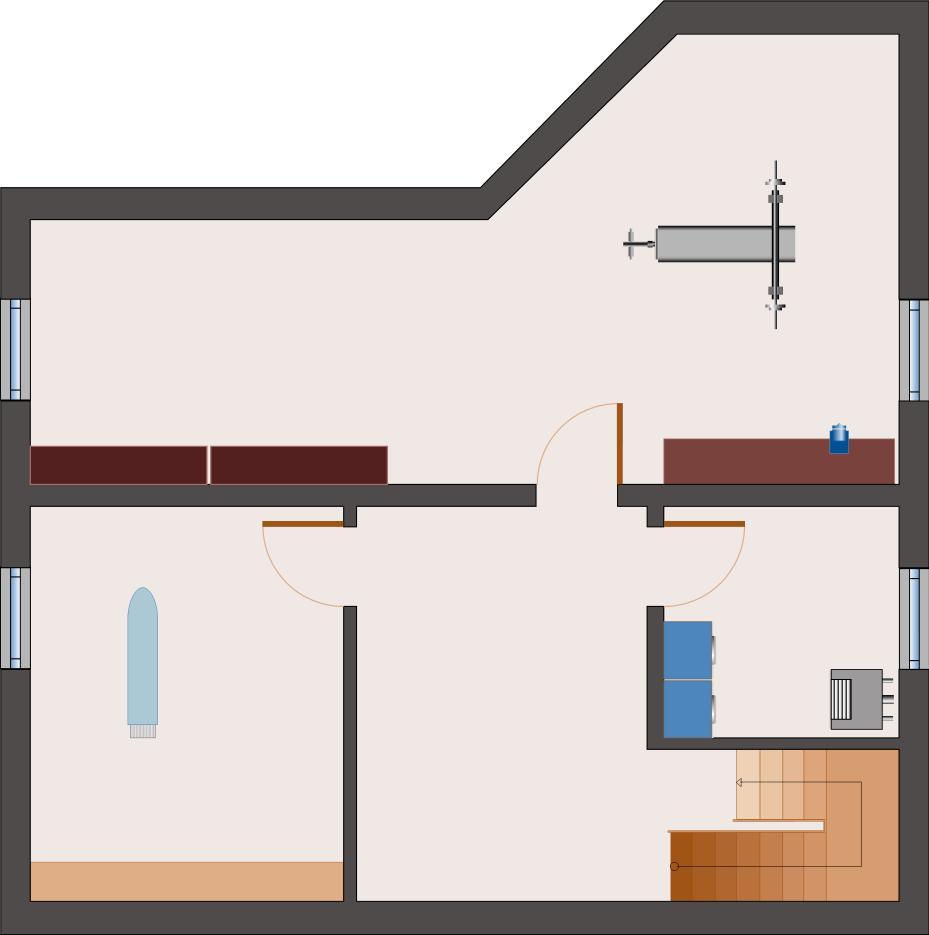 schl sserhaus winkelbungalow beryll 83 f r bis zu drei. Black Bedroom Furniture Sets. Home Design Ideas