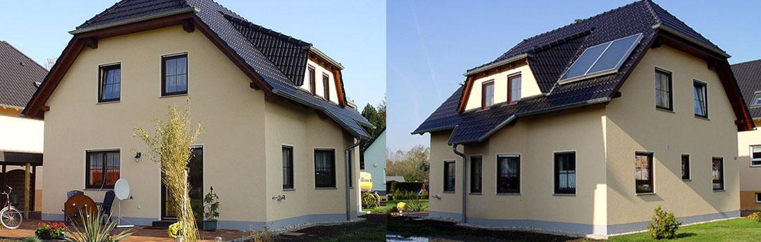 Massives Landhaus, Neukieritzsch 2008 - Karussell