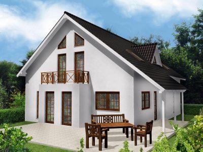 Architektenhaus: Amethyst 217 - Bild 1