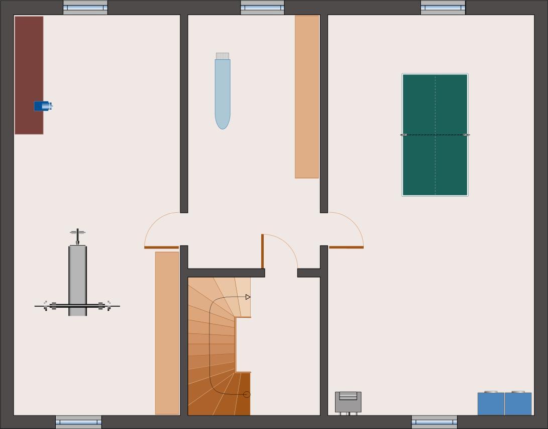Architektenhaus: Amethyst 217 - Keller