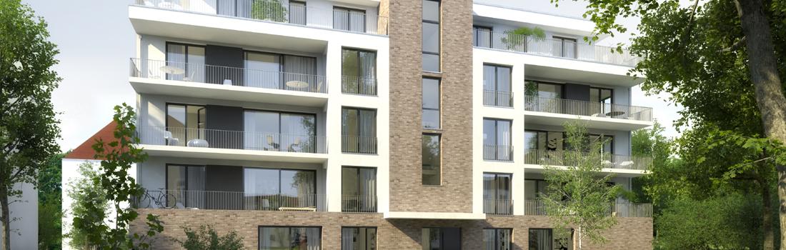 Neubau Mehrfamilienwohnhaus Kurt-Kresse-Strasse - Karussell