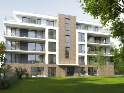 Neubau Mehrfamilienwohnhaus Kurt-Kresse-Strasse - Bild 1