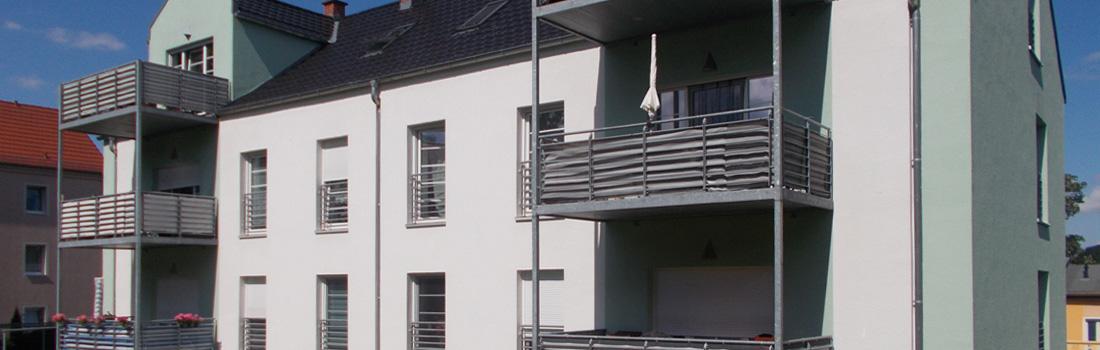 Sanierung MFH Schösserstrasse - Karussell