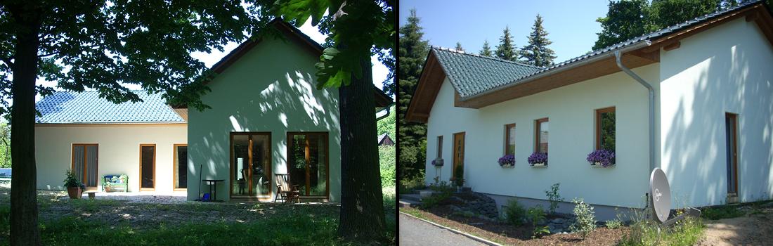 Architektenhaus, Brandis 2005: Karussell