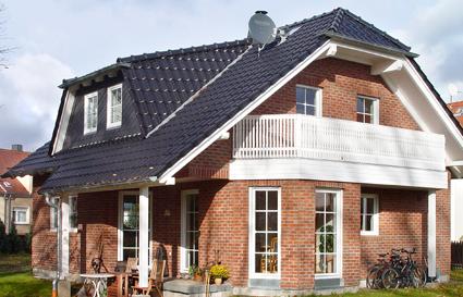 Sicherheiten - Massives Landhaus