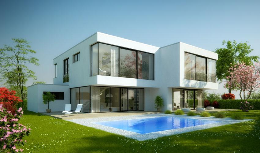 bauhaus doppelhaus r tha lifestyle pur im doppelpack. Black Bedroom Furniture Sets. Home Design Ideas